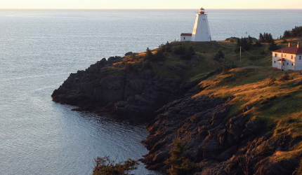 New Brunswick Provincial Parks Reservation Website