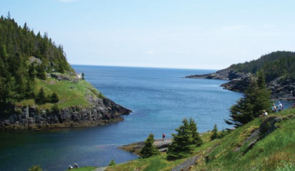 Newfoundland and Labrador Provincial Parks Reservation Website